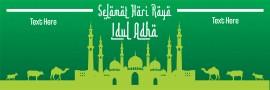 Banner Eid Adha