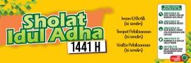Banner Sholat Idul Adha 4